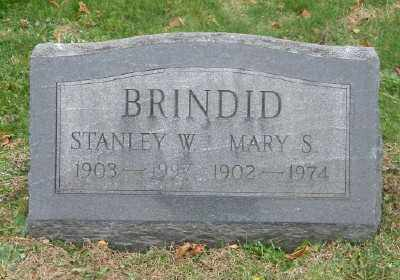 BRINDID, STANLEY W - Suffolk County, New York | STANLEY W BRINDID - New York Gravestone Photos