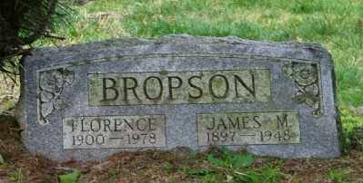 BROPSON, JAMES M. - Suffolk County, New York | JAMES M. BROPSON - New York Gravestone Photos