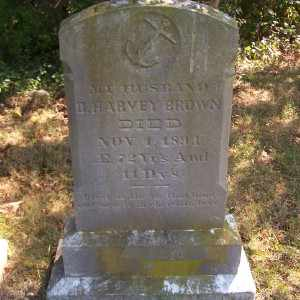 BROWN, D. HARVEY - Suffolk County, New York | D. HARVEY BROWN - New York Gravestone Photos