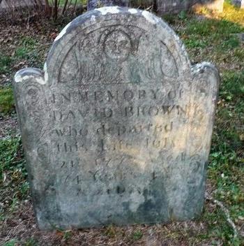 BROWN, DAVID - Suffolk County, New York | DAVID BROWN - New York Gravestone Photos