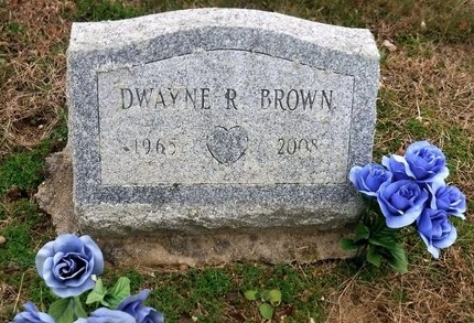 BROWN, DWAYNE R - Suffolk County, New York | DWAYNE R BROWN - New York Gravestone Photos