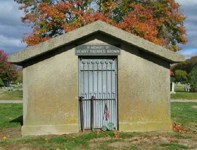 BROWN, HENRY - Suffolk County, New York | HENRY BROWN - New York Gravestone Photos