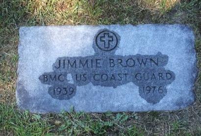 BROWN, JIMMIE - Suffolk County, New York | JIMMIE BROWN - New York Gravestone Photos