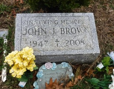 BROWN, JOHN J - Suffolk County, New York   JOHN J BROWN - New York Gravestone Photos
