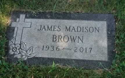 BROWN, JAMES MADISON - Suffolk County, New York | JAMES MADISON BROWN - New York Gravestone Photos
