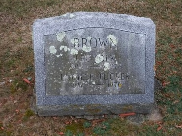 BROWN, LEE POLK - Suffolk County, New York | LEE POLK BROWN - New York Gravestone Photos