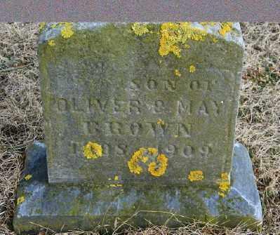 BROWN, SON - Suffolk County, New York | SON BROWN - New York Gravestone Photos