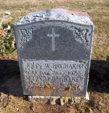 BRUBAKER, MARY O - Suffolk County, New York | MARY O BRUBAKER - New York Gravestone Photos