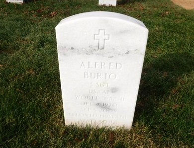 BRUIO (WWII), ALFRED - Suffolk County, New York | ALFRED BRUIO (WWII) - New York Gravestone Photos