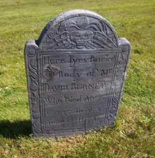 BURNETT, DAVID - Suffolk County, New York | DAVID BURNETT - New York Gravestone Photos