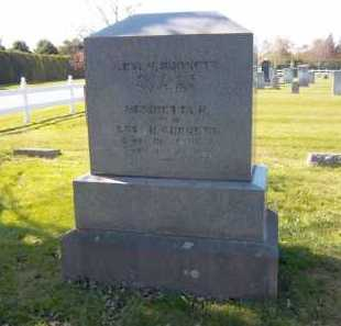 BURNETT, LEVI H. - Suffolk County, New York | LEVI H. BURNETT - New York Gravestone Photos