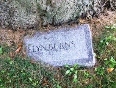 BURNS, EVELYN - Suffolk County, New York   EVELYN BURNS - New York Gravestone Photos