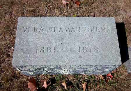 BEAMAN, VERA - Suffolk County, New York | VERA BEAMAN - New York Gravestone Photos