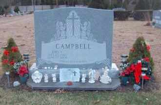 CAMPBELL, LOIS T. - Suffolk County, New York | LOIS T. CAMPBELL - New York Gravestone Photos