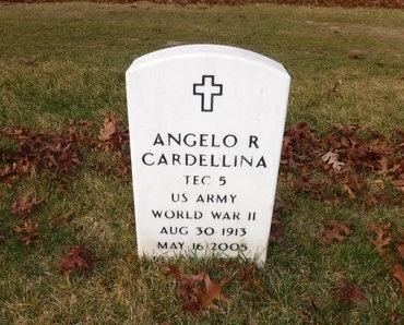 CARDELLINA, ANGELO R - Suffolk County, New York   ANGELO R CARDELLINA - New York Gravestone Photos