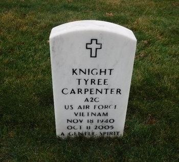 CARPENTER, KNIGHT TYREE - Suffolk County, New York | KNIGHT TYREE CARPENTER - New York Gravestone Photos