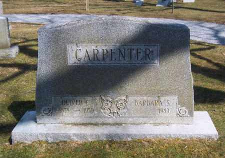 CARPENTER, BARBARA - Suffolk County, New York | BARBARA CARPENTER - New York Gravestone Photos