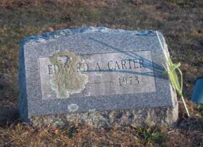 CARTER, EDWARD A. - Suffolk County, New York | EDWARD A. CARTER - New York Gravestone Photos