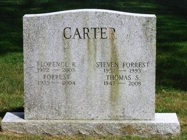CARTER, THOMAS S - Suffolk County, New York | THOMAS S CARTER - New York Gravestone Photos