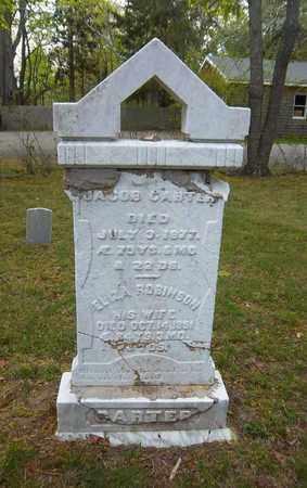 CARTER, JACOB - Suffolk County, New York | JACOB CARTER - New York Gravestone Photos