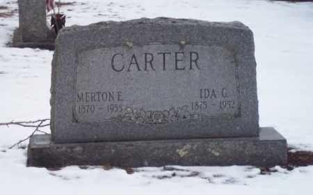 CARTER, IDA - Suffolk County, New York | IDA CARTER - New York Gravestone Photos