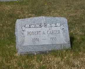 CARTER, ROBERT A. - Suffolk County, New York | ROBERT A. CARTER - New York Gravestone Photos