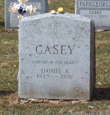 CASEY, DANIEL A - Suffolk County, New York | DANIEL A CASEY - New York Gravestone Photos