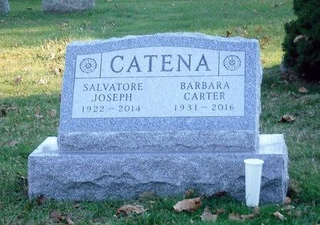 CARTER, BARBARA - Suffolk County, New York   BARBARA CARTER - New York Gravestone Photos