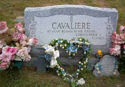 CAVALIERE, CHRISTOPHER J. - Suffolk County, New York | CHRISTOPHER J. CAVALIERE - New York Gravestone Photos