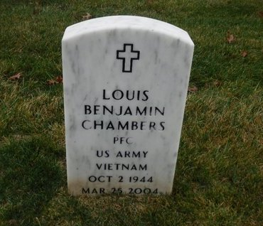 CHAMBERS (VN), LOUIS BENJAMIN - Suffolk County, New York | LOUIS BENJAMIN CHAMBERS (VN) - New York Gravestone Photos
