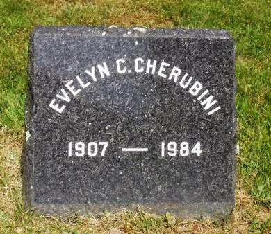 CHERUBINI, EVELYN C - Suffolk County, New York | EVELYN C CHERUBINI - New York Gravestone Photos