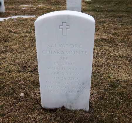 CHIARAMONTE, SALVATORE - Suffolk County, New York | SALVATORE CHIARAMONTE - New York Gravestone Photos