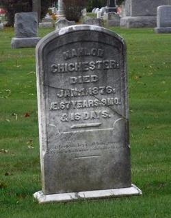 CHICHESTER, MAHLON - Suffolk County, New York | MAHLON CHICHESTER - New York Gravestone Photos