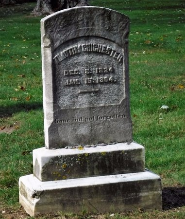 CHICHESTER, TIMOTHY - Suffolk County, New York | TIMOTHY CHICHESTER - New York Gravestone Photos