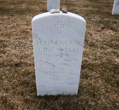 CICCARELLI, FLORENCE A - Suffolk County, New York | FLORENCE A CICCARELLI - New York Gravestone Photos