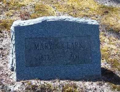 CLARK, MARY - Suffolk County, New York | MARY CLARK - New York Gravestone Photos