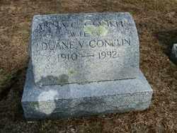 CONKLIN, ANNA C - Suffolk County, New York | ANNA C CONKLIN - New York Gravestone Photos