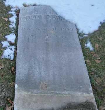 CONKLIN, MARIA B - Suffolk County, New York | MARIA B CONKLIN - New York Gravestone Photos