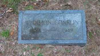 CONKLIN, W.DIMON - Suffolk County, New York | W.DIMON CONKLIN - New York Gravestone Photos