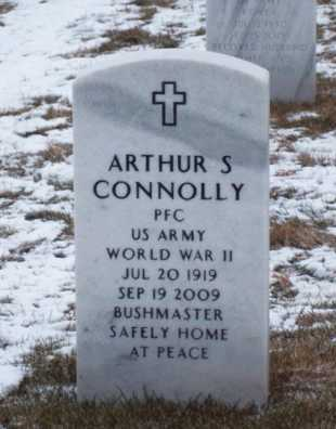 CONNOLLY, ARTHUR S - Suffolk County, New York | ARTHUR S CONNOLLY - New York Gravestone Photos