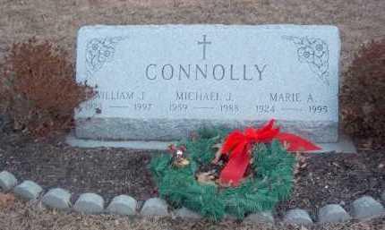 CONNOLLY, MARIE A. - Suffolk County, New York   MARIE A. CONNOLLY - New York Gravestone Photos