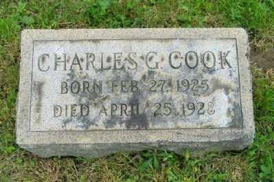 COOK, CHARLES G. - Suffolk County, New York | CHARLES G. COOK - New York Gravestone Photos