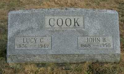 COOK, LUCY C - Suffolk County, New York | LUCY C COOK - New York Gravestone Photos