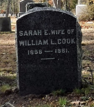 COOK, SARAH E - Suffolk County, New York | SARAH E COOK - New York Gravestone Photos