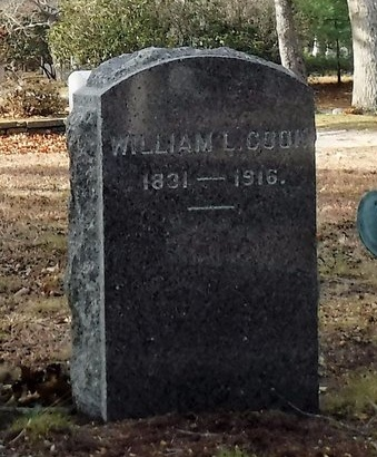 COOK, WILLIAM L - Suffolk County, New York | WILLIAM L COOK - New York Gravestone Photos
