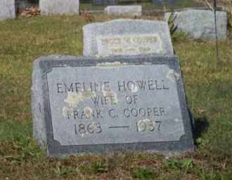 COOPER, EMELINE - Suffolk County, New York | EMELINE COOPER - New York Gravestone Photos