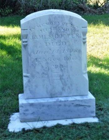 COOPER, JAMES - Suffolk County, New York   JAMES COOPER - New York Gravestone Photos