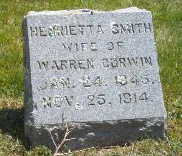 SMITH, HENRIETTA - Suffolk County, New York | HENRIETTA SMITH - New York Gravestone Photos