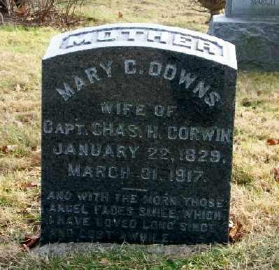 DOWNS, MARY C - Suffolk County, New York | MARY C DOWNS - New York Gravestone Photos