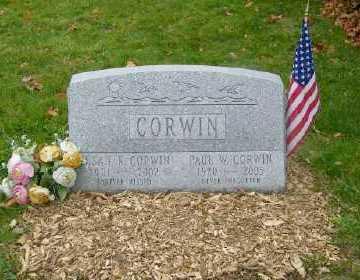 CORWIN, SUSAN K. - Suffolk County, New York | SUSAN K. CORWIN - New York Gravestone Photos